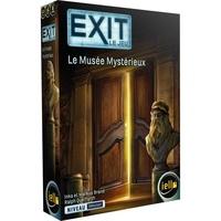 IELLO - Jeu Exit- Le musée mystérieux