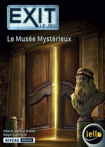 Jeu Exit- Le musée mystérieux