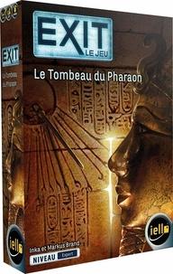 IELLO - Jeu Exit - Le Tombeau du Pharaon