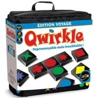 IELLO - Jeu Qwirkle Voyage