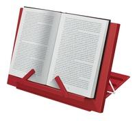 IF - dvf support pour livre en plastique 34x25 rouge