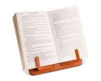 IF - dvf support pour livre travel en plastique 18x14 orange