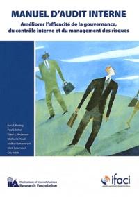 IFACI - Manuel d'audit interne - Améliorer l'efficacité de la gouvernance, du contrôle interne et du management des risques.