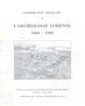IFAPO - Contribution française à l'archéologie syrienne.