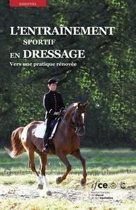 IFCE - Préparation physique du cheval de dressage.