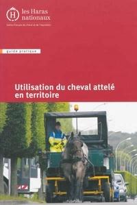 IFCE - Utilisation du cheval attelé en territoire.