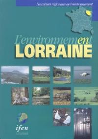 IFEN - L'environnement en Lorraine.