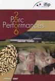 IFIP - Performances nationales et régionales des élevages porcins français - Année 2006.
