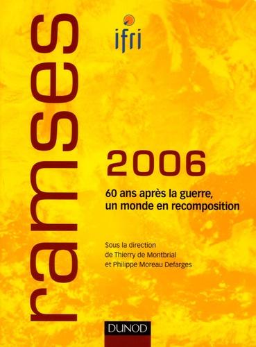 IFRI et Thierry de Montbrial - Ramses - 60 ans après la guerre, un monde en recomposition.