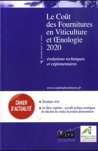 IFV - Le coût des fournitures en viticulture et oenologie.