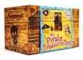 Igloo Books - Mon grand coffre de pirate - Avec un bandeau, un chapeau, un crochet et des tatouages.