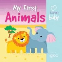 Igloo Books - My First Animals - Block Book.