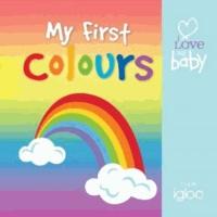 Igloo Books - My First Colours - Block Books.