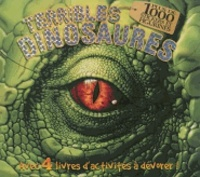 Igloo Books - Terribles dinosaures - Monstres volants ; Carnivores terrifiants ; Méga monstres marins ; Féroces combattants.