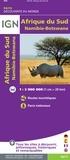 IGN - Afrique du Sud, Namibie, Botswana - 1/2 000 000.