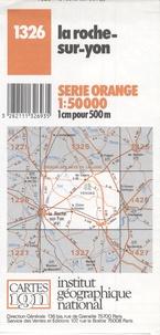 La Roche-sur-Yon - 1/50 000.pdf