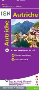 Autriche- 1/400 000 -  IGN pdf epub