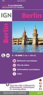 Berlin- 1/15 000 -  IGN pdf epub