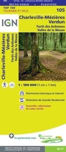 Charleville-Mézières/Verdun- 1/100000 -  IGN pdf epub
