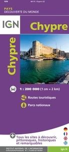 Livres en format pdf téléchargement gratuit Chypre  - 1/200 000 (French Edition) 9782758538615