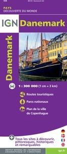 Danemark- 1/300 000 -  IGN pdf epub