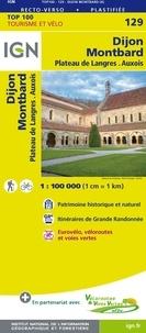 Dijon/Montbard- 1/100000 -  IGN pdf epub