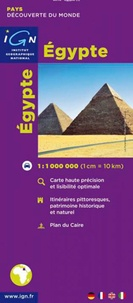 Egypte- 1/1 000 000 -  IGN pdf epub