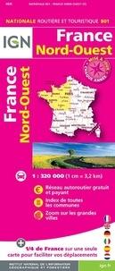 Téléchargements de livres iPod gratuits France Nord-Ouest  - 1/320 000