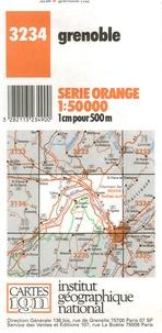 Deedr.fr Grenoble - 1/50 000 Image