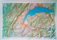 Haut-Jura Léman- 1/100 000 -  IGN |