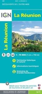 IGN - La Réunion - 1/100 000.