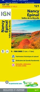Nancy/Epinal- 1/100000 -  IGN pdf epub