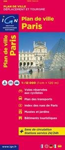 Paris- 1/12 000 -  IGN pdf epub