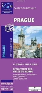 Prague- 1/17 000 -  IGN pdf epub