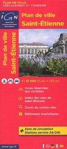 Saint-Etienne- 1/12 500 -  IGN pdf epub