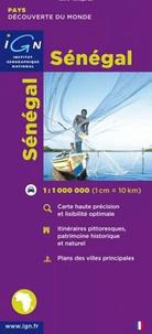 IGN - Sénégal - 1/1 000 000.