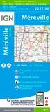 IGN - 2217sb etampes/mereville/sainville - 2217sbetampesmerevillesai.