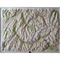 IGN - Vanoise - 1/100 000 (carte en relief 60144).