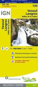 Vésoul/Langres- 1/100000 -  IGN pdf epub