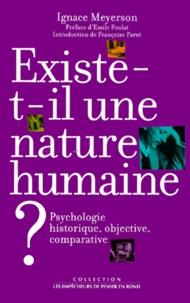 Alixetmika.fr Existe-t-il une nature humaine ? - Psychologie historique, objective, comparative Image