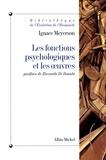 Ignace Meyerson - Les Fonctions psychologiques et les oeuvres.