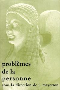 Galabria.be Problèmes de la personne - Colloque du Centre de recherches de psychologie comparative Image