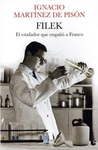 Histoiresdenlire.be Filek - El estafador que engaño a Franco Image
