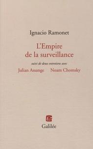 Ignacio Ramonet - L'Empire de la surveillance.