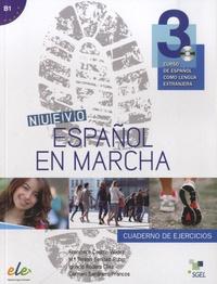 Ignacio Rodero Diez - Nuevo Español en marcha 3 - Cuaderno de ejercicios B1. 1 CD audio MP3