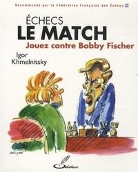 Deedr.fr Echecs : le match - Jouez contre Bobby Fischer Image