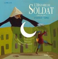 Igor Stravinsky et David Pastor - L'histoire du soldat. 1 CD audio