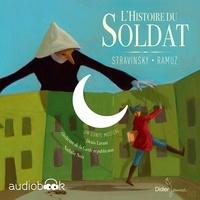 Igor Stravinsky et David Pastor - L'histoire du soldat.