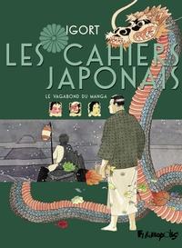 Igort - Les cahiers japonais - Le vagabond du manga.