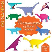 IK&SK - Dinosaures à plier et à jouer.